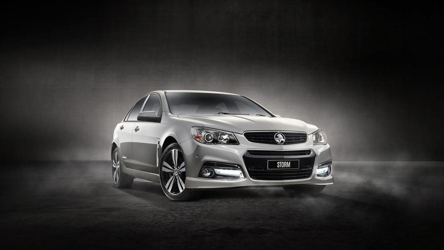 Holden Commodore, Ute and Sportwagon gain a Storm special edition package