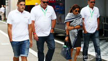 Family begins legal action against F1