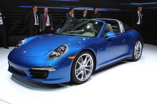 Porsche 911 Targa Is an Overly Complicated Homage [w/video]