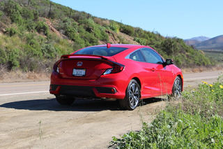Young Drivers Will Gobble Up the 2016 Honda Civic Coupe Like Candy: First Drive