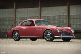 1950 Italmeccanica IT160: Italian Flair with American Muscle