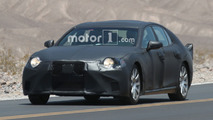 Lexus LS Spy Photos