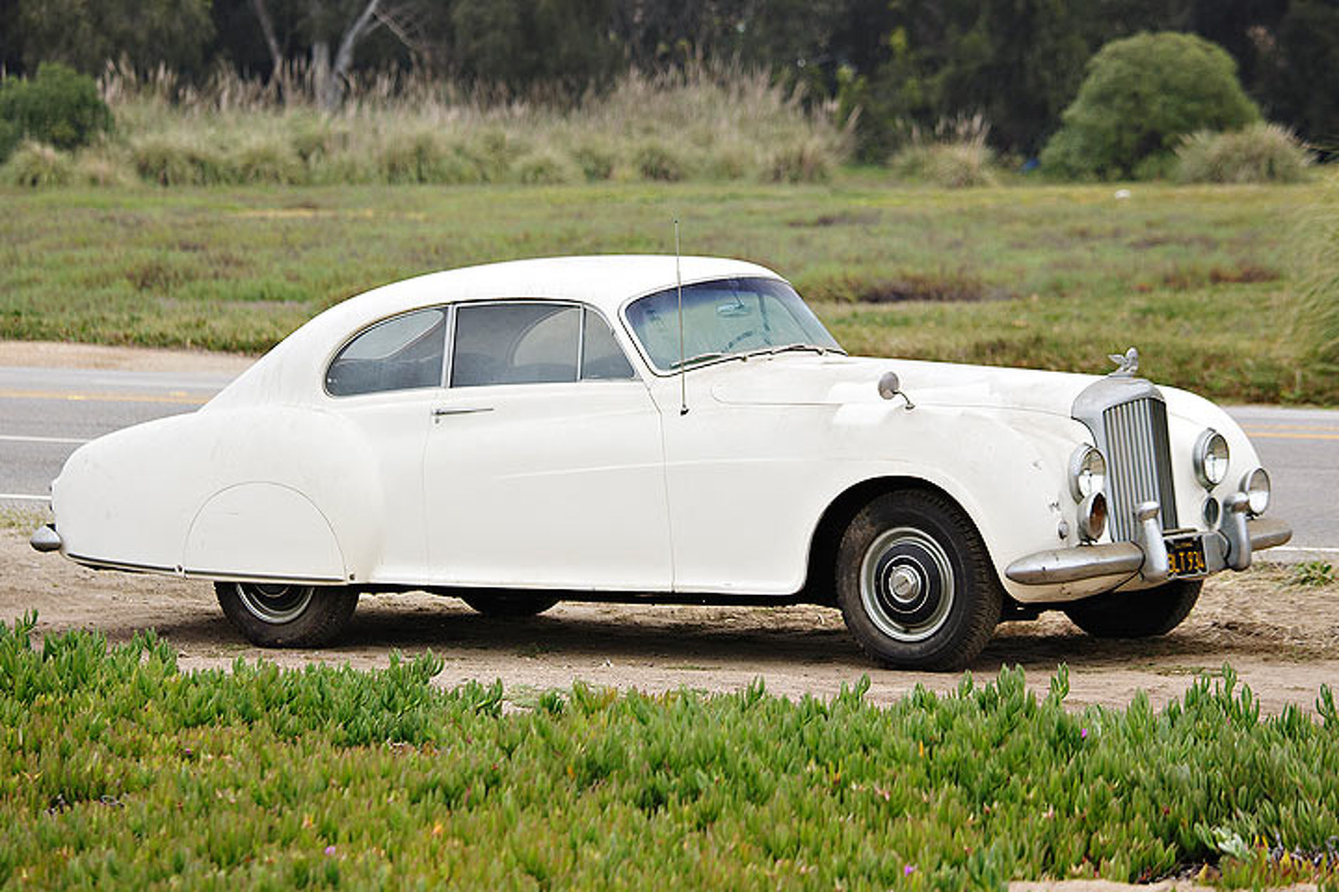 This 1953 Bentley R-Type is a Real-Life James Bond Car