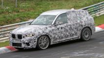 BMW X3M Spy Photos