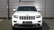 B&B Automobiltechnik tunes the Jeep Grand Cherokee CRD