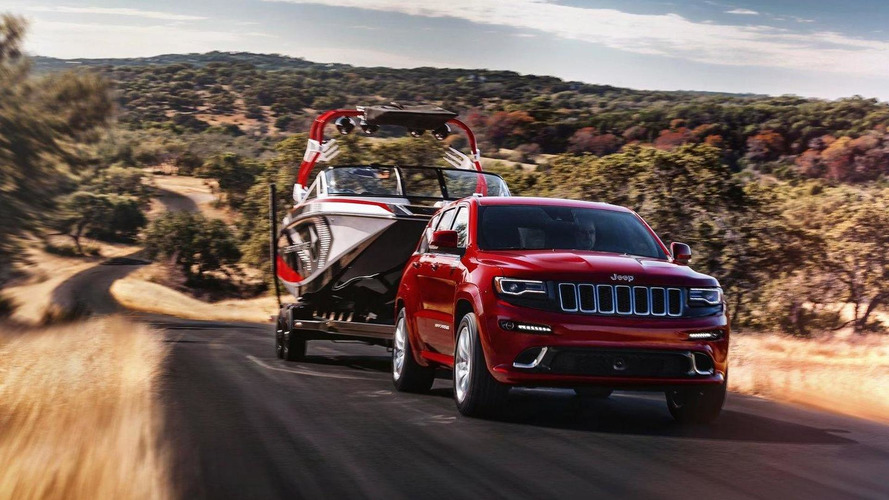 2016 Jeep Grand Cherokee SRT loses weight & gains several new features [video]
