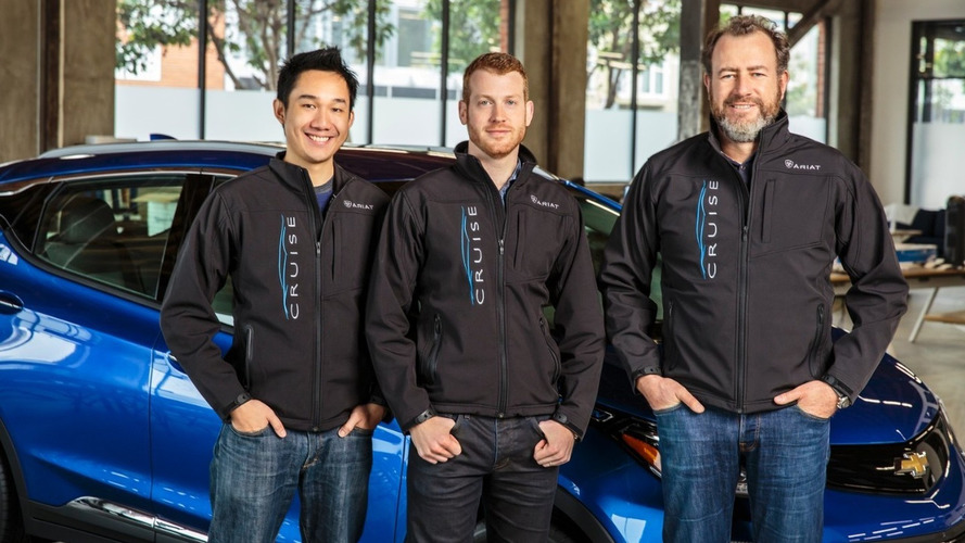 GM acquires Cruise Automation tech startup