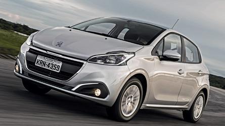 Peugeot 208 é o modelo mais dependente de financiamentos em 2017
