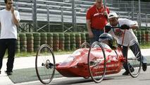Challenger - SFC Pessano con Bornago at 2008 Scuderia Ferrari Box race