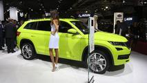 Škoda Kodiaq - Une version Coupé en préparation ?