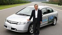 Honda Flexible Fuel Vehicle (FFV)