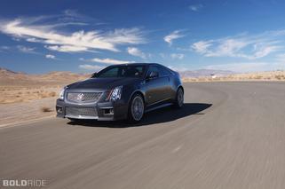Cadillac CTS-V Coupe