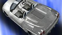 Salica GT rear shows Ferrari-esque lines
