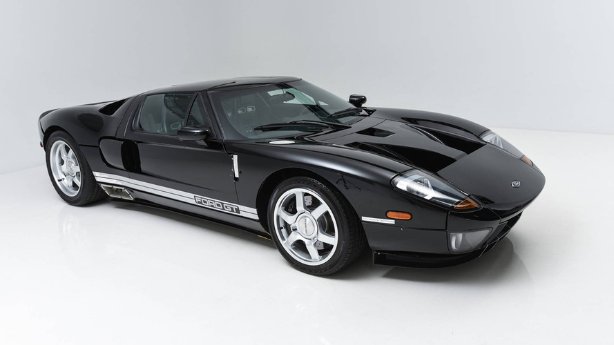 You could own the first functional Ford GT prototype