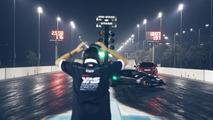 VIDÉO - Une Lamborghini Huracán sauvée de justesse