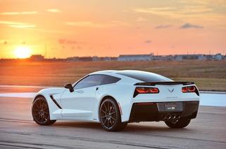 Hennessey Corvette Stingray: America's Sportscar Gets the Texas Treatment