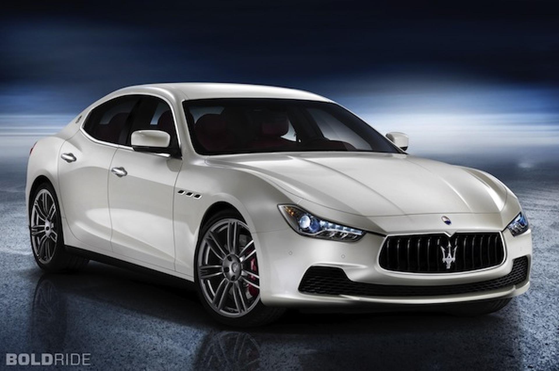 Maserati Planning Alfa Romeo-Based Sportscar?