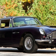 Swagon: Aston Martin DB6 Shooting Brake Headed for Auction