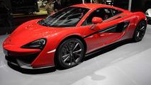 McLaren announces 540C won't be sold in United States