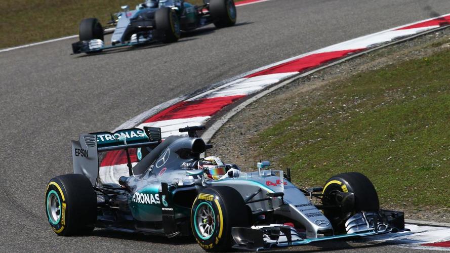 'Bad' eye not reason for Rosberg mood