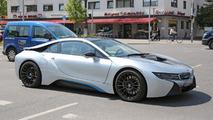 BMW i8 battery EV in development