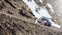 Peugeot 208 T16 Pikes Peak at Pikes Peak 13.6.2013