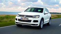 2014 Volkswagen Touareg R-Line