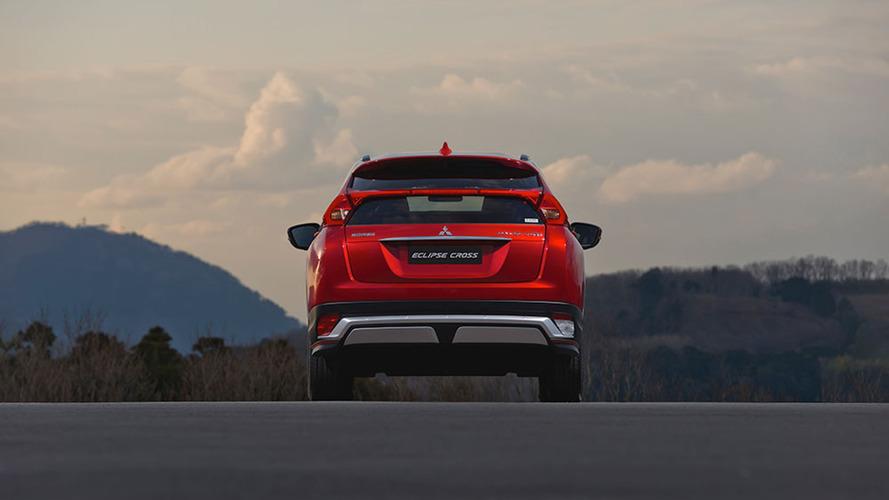 Mitsubishi Eclipse to cross Geneva with AWD, turbo power