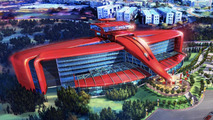 Ferrari Land theme park due in 2016 in PortAventura resort in Spain