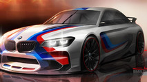 BMW Vision Gran Turismo revealed for GT6 [videos]