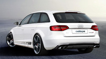 Oettinger introduces their new tuning program for the Audi A4