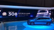 2014 Peugeot 308 SW at 2014 Geneva Motor Show