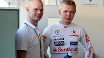 Jan Magnussen could quit racing to support son