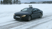 All-New Audi A5 spy photo