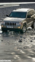 New Jeep Grand Cherokee for UK