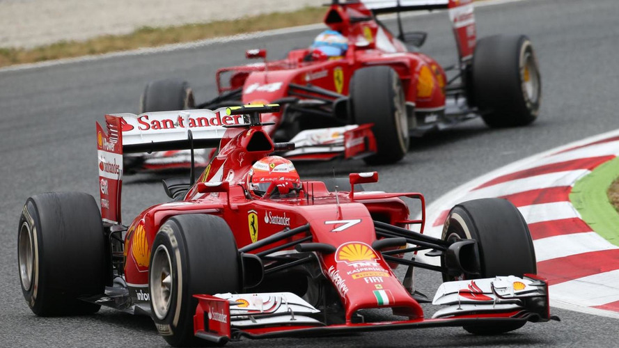 Raikkonen just 'slower' than Alonso in 2014 - Allison