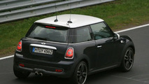 More Powerful MINI JCW Performance kit Spied