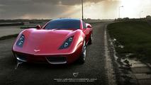 Ugur Sahin Design Corvette Z03 Concept