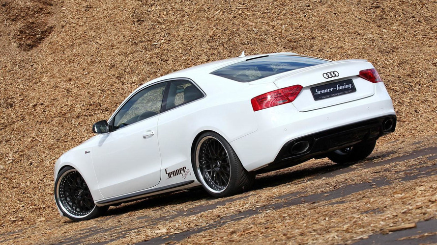 Senner Tunes delivers Audi RS5 styling to the S5
