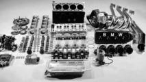 BMW Formula 1 engine 17.5.2012