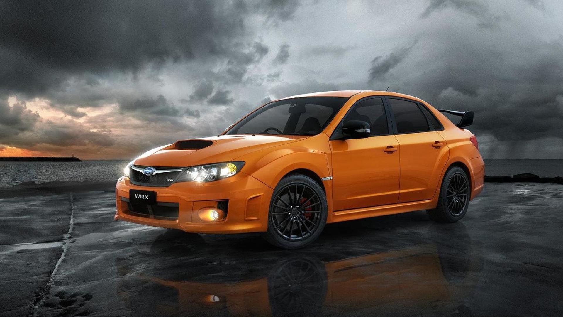 Subaru Impreza WRX Club Spec limited edition announced for Australia