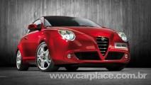 Alfa Romeo revela nome oficial e fotos do seu novo compacto: Mi.To 2009