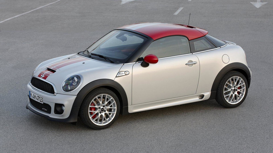 2012 MINI Coupe revealed - official photos and videos