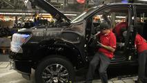 Nissan Titan XD Production