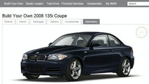 My BMW 135i costs $41,670, not incl. of taxes