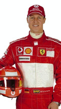 Schumacher Commandeers Taxi