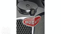 Restored 1937 Bugatti Type 57S