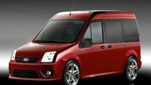 2010 Ford Transit Connect by Azentek and Grant Products