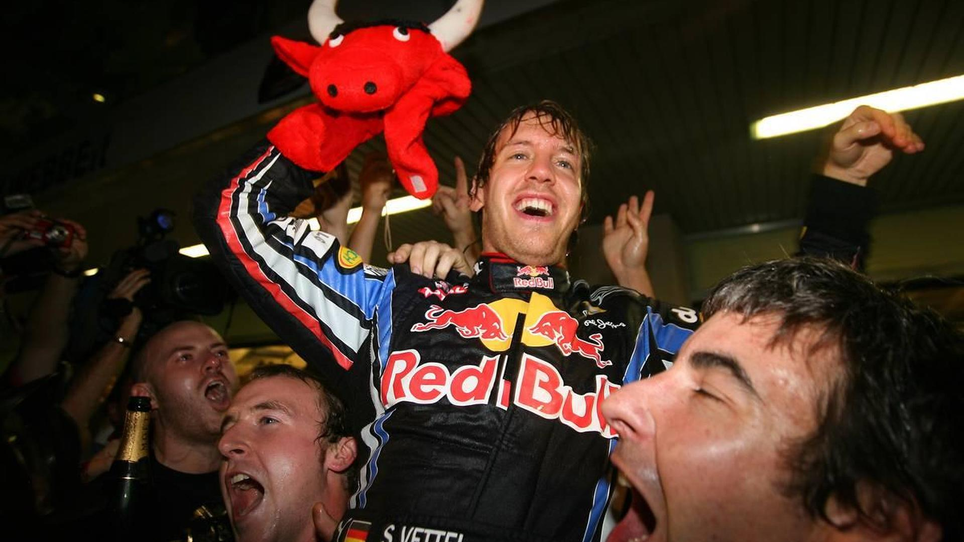 Only Red Bull free to spurn driver inequality - Villadelprat