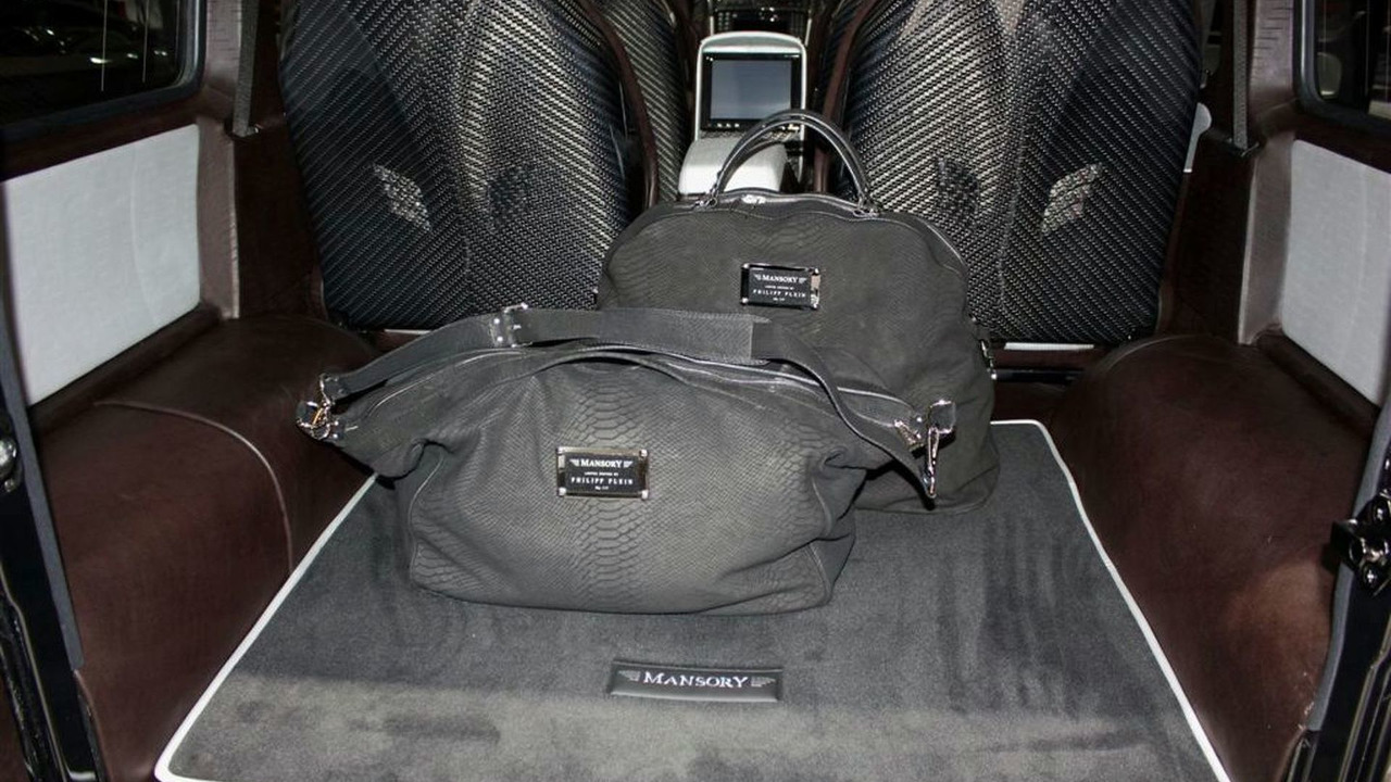 Mansory G-Couture based on Mercedes G 55 AMG - 1024 - 03.03.2010